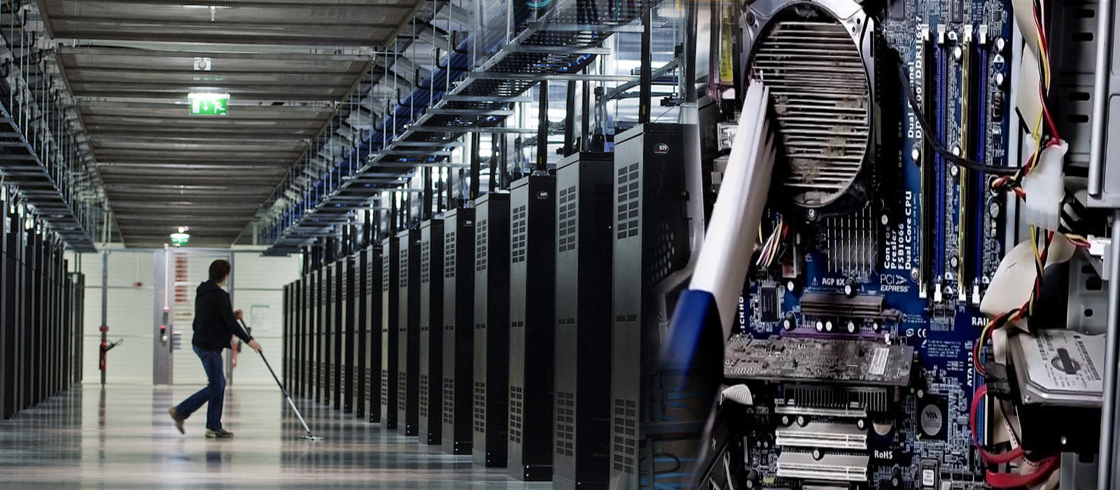 Data Centre Cleaning Services