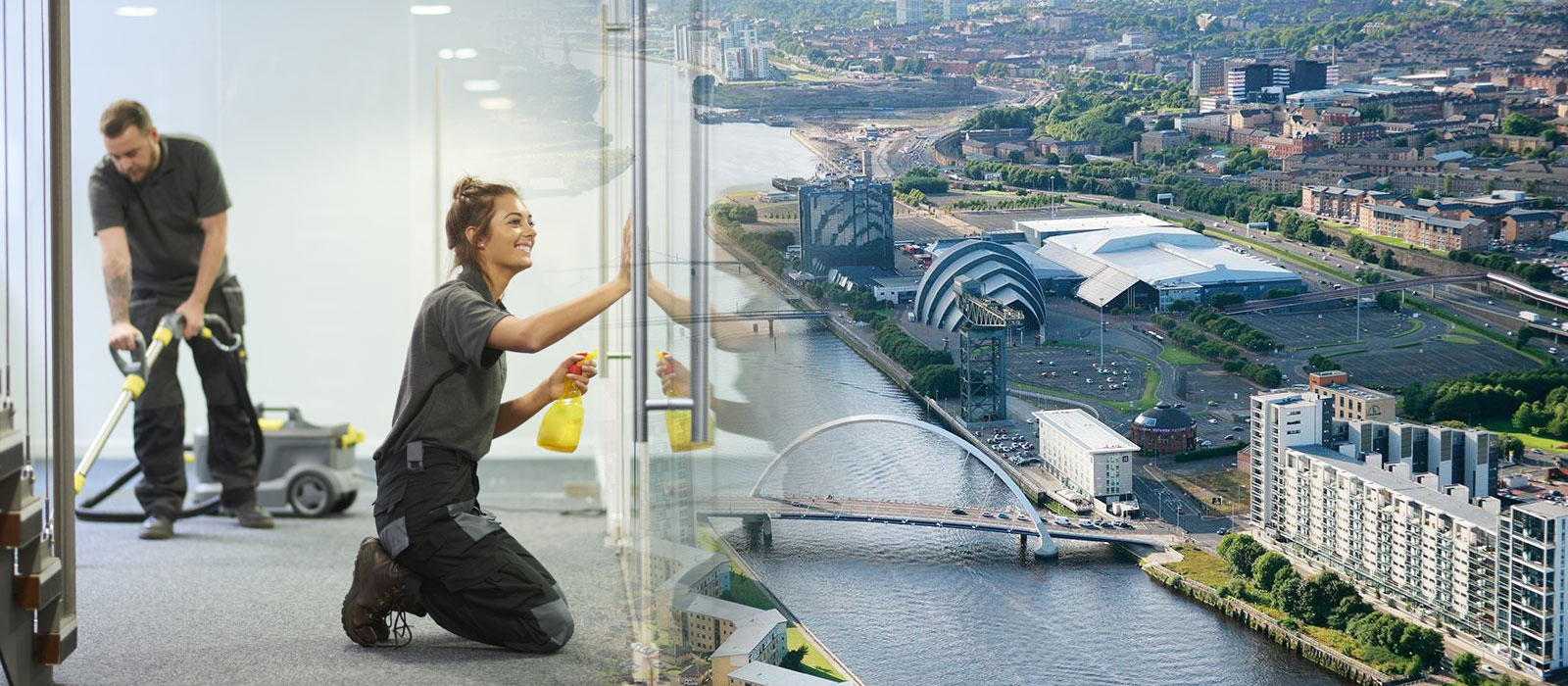 Commercial Cleaning Glasgow